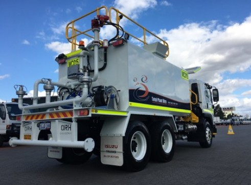 14,000L Isuzu Water Cart