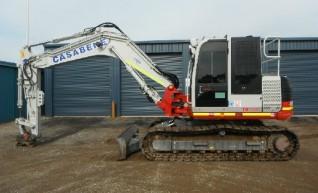 14.5 ton Excavator 1