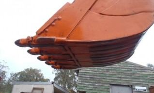 1400 mm Digging Bucket for Hitachi 1