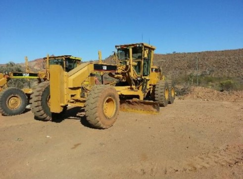 14h Grader with Fitter / Operator 2