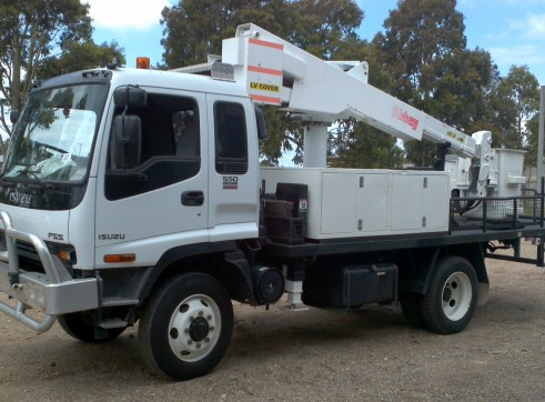 14m EWP / Cherry Picker 5