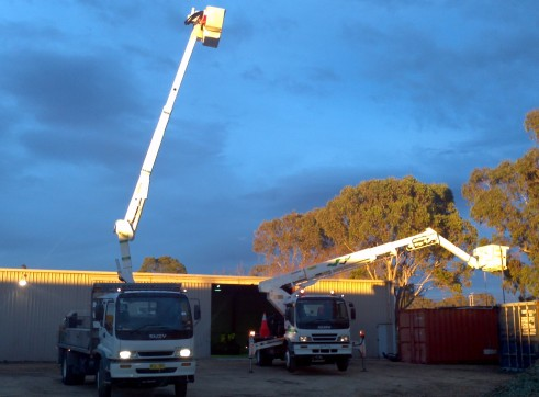 14m EWP / Cherry Picker 6
