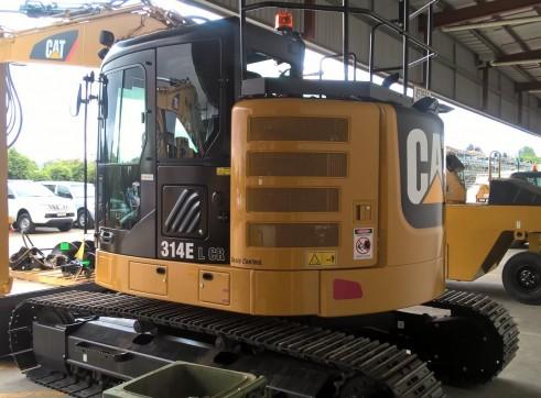 14T Caterpillar Excavator w/ROPS & FOPS 2