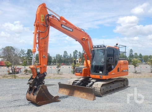 14T Excavator