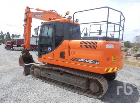14T Excavator  2