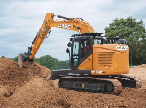 14T Excavators 1