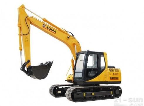 14T XG815EL Excavator 1