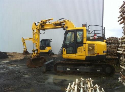 14Tonne Excavator 1