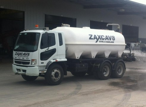 15,000 Litres Water Cart 1