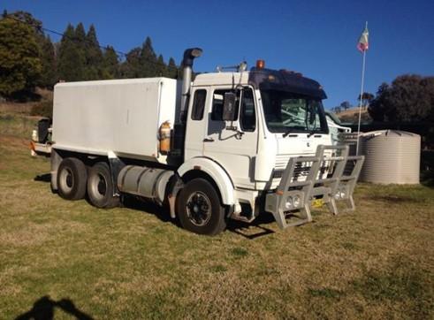 15,000L Mercedes Benz 2233 Water Truck 1