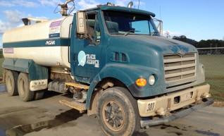 15,000L Water Truck - Full Mine Spec 1