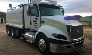 15,000L Water Truck - Mine Spec 1