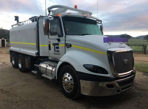 15,000L Water Truck - Mine Spec 1
