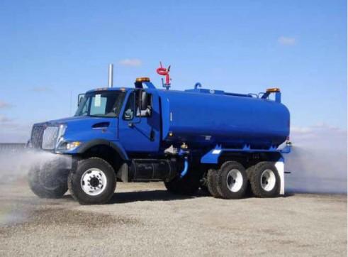 15 KL Water Truck