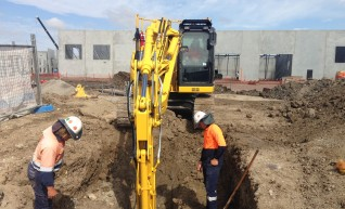 15 tonne Excavators 1