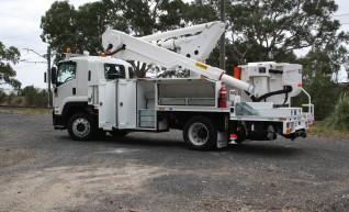 15.5m EWP Truck 1