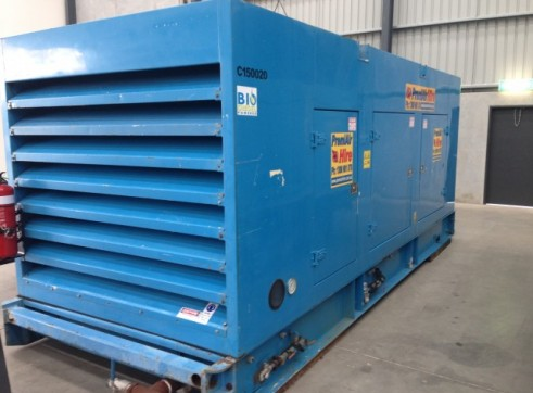 1500 CFM Oil free Compressor 1