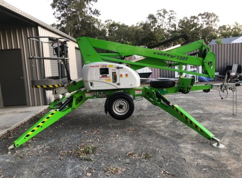 12m & 15m Cherry Picker, Boom Lift, EWP 2