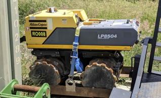 1.5T Atlas LP 8504 Trench Roller 1