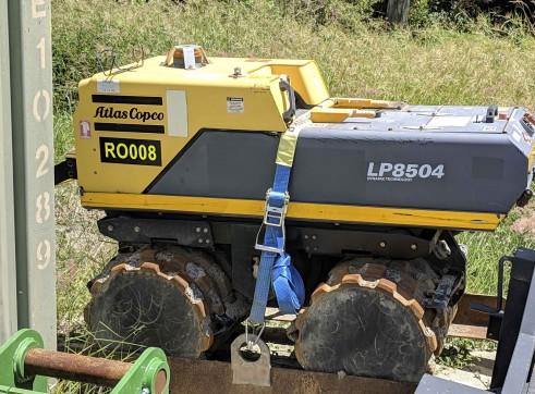 1.5T Atlas LP 8504 Trench Roller 2