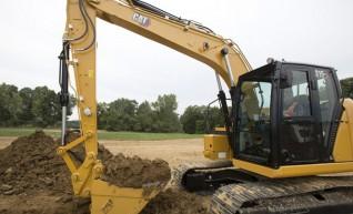 15T Caterpillar Excavator 1