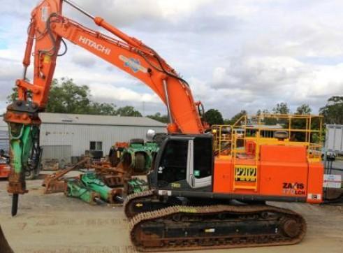 15x Hitachi  47T Tracked Excavators