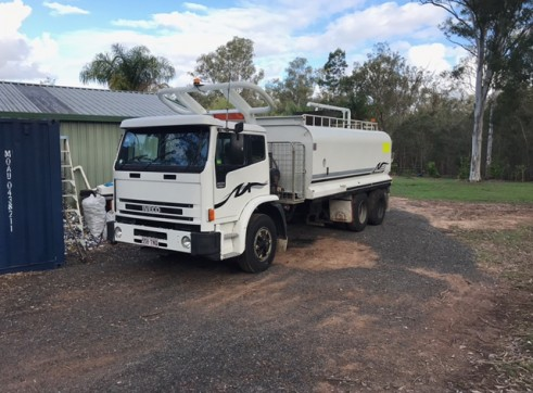 16,000Ltr Water Truck 2004 International Acco  2