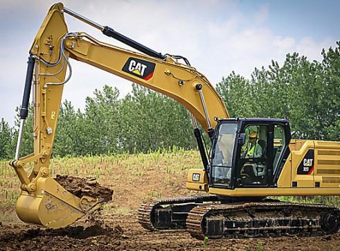 16 - 30T Excavators