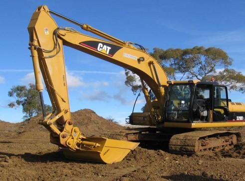 16 - 30T Excavators 2