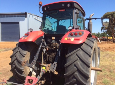 160HP 4WD McCormick Tractor 2