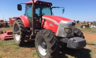 160HP 4WD McCormick Tractor 1