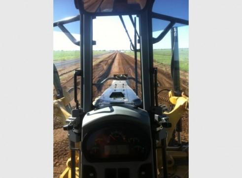 160M Trim Grader 2014 - Trimble UTS & GPS 2