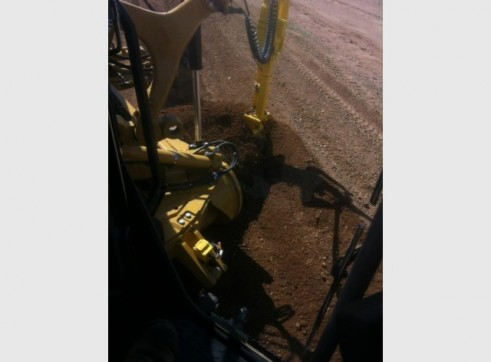 160M Trim Grader 2014 - Trimble UTS & GPS 3