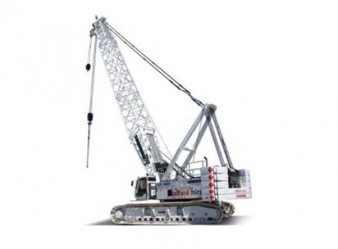 160T Liebherr LR1160 Crawler Crane 2