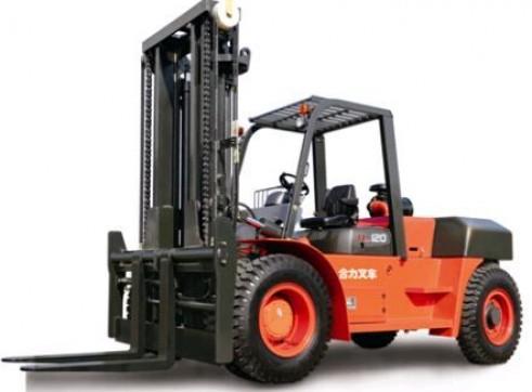 16T Forklift 1