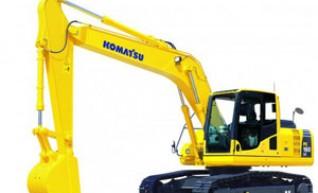 16T Komatsu PC160LC-8 Excavator 1