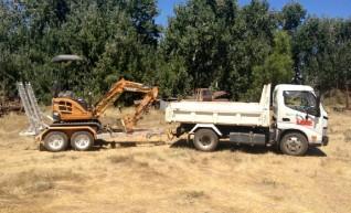 1.7 tonne case excavator-qld-mackay 1