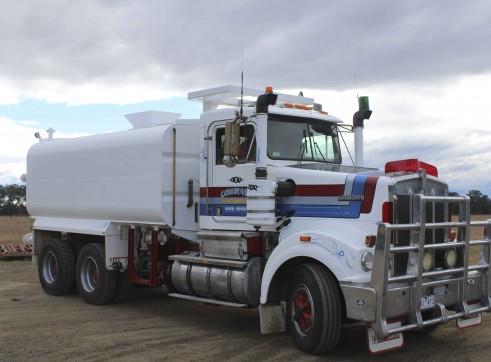 18,000L Water Truck 1
