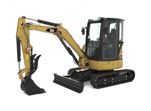 1.8 - 5T Excavators