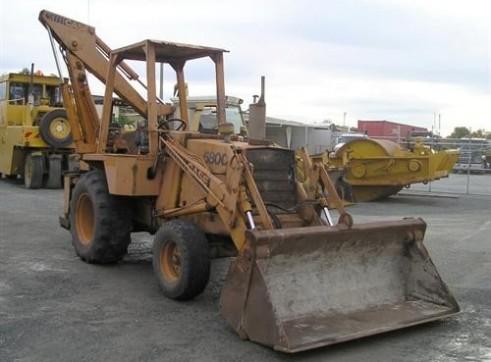 1980 Case 580C 4