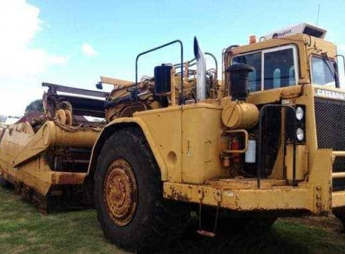 1981 Caterpillar 623B Scraper 10