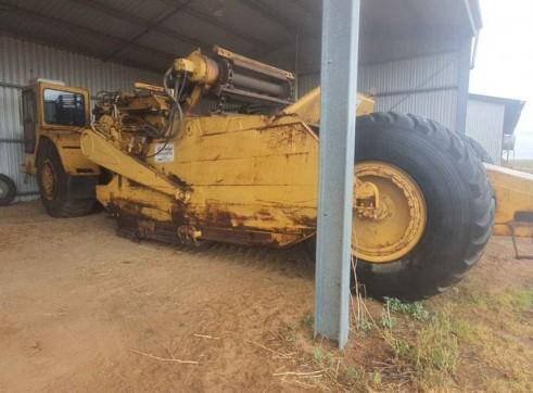 1981 Caterpillar 623B Scraper 2