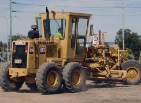 1984 CAT 120G Grader