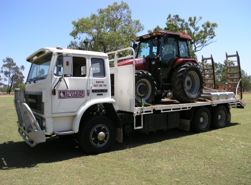 1988 Beaver Tail Truck 1