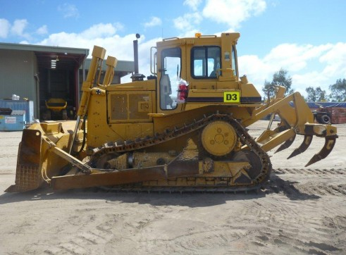 1993 CATERPILLAR D6H Dozer