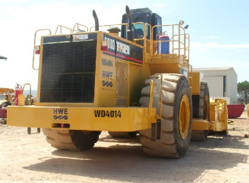 1996 Caterpillar 690D Wheel Dozer (H6810) 3
