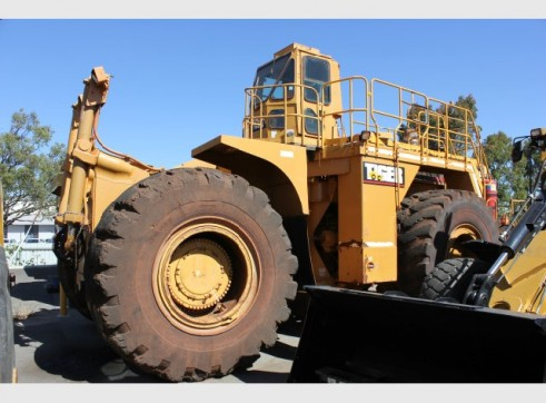 1996 Tiger 690D Wheel Dozer (H6820) 2