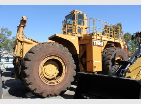 1996 Tiger 690D Wheel Dozer (H6820) 3