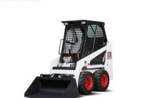 1T Bobcat with 4 in 1 Bucket 1
