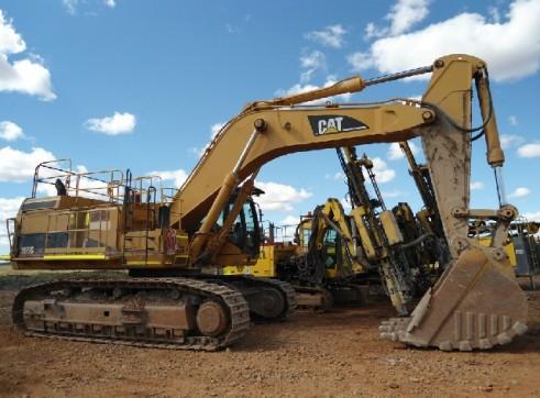 1x CAT 365 CL ME Excavator 1